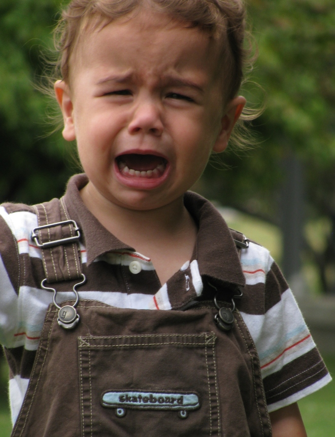 3 spiritual lessons to learn from children's temper tantrums