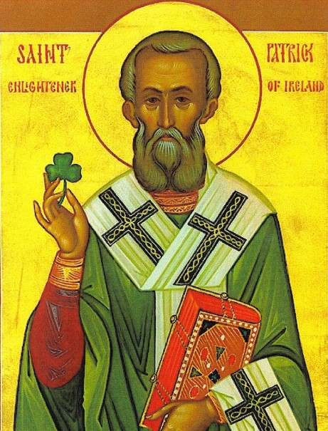 This St. Patrick's Day, teach your kids about the real (mission-minded) Patrick