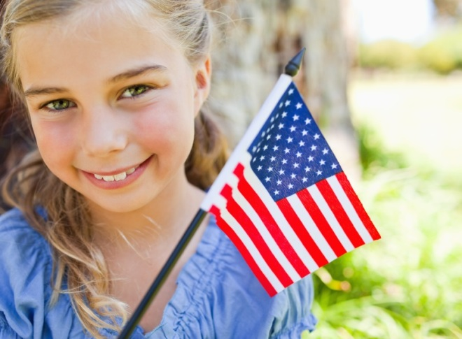 Mold your kid into a patriot: 7 flag-waving ways to teach children a love for American history