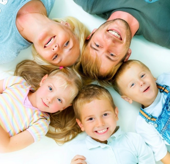 4 ways to make every kid in a large family feel special