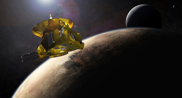 New Horizons, Pluto and 3 awe-inspiring lessons about God