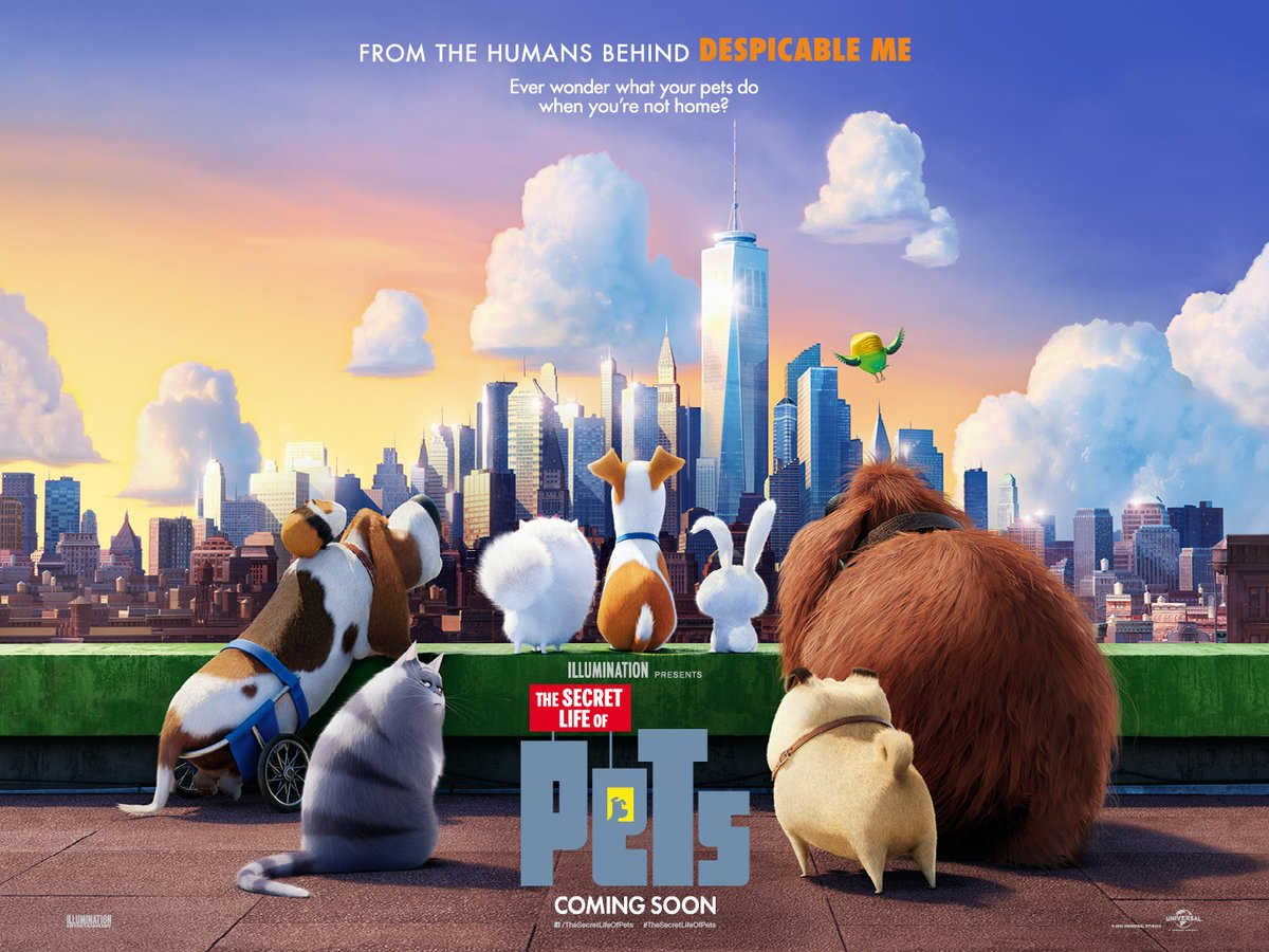3 lessons for kids and parents in 'The Secret Life of Pets'