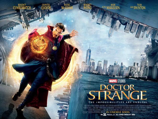 REVIEW: Is 'Doctor Strange' OK for kids? (And how scary & violent is it?)