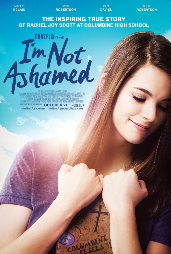 REVIEW: Rachel Scott no modern-day saint in 'I'm Not Ashamed'