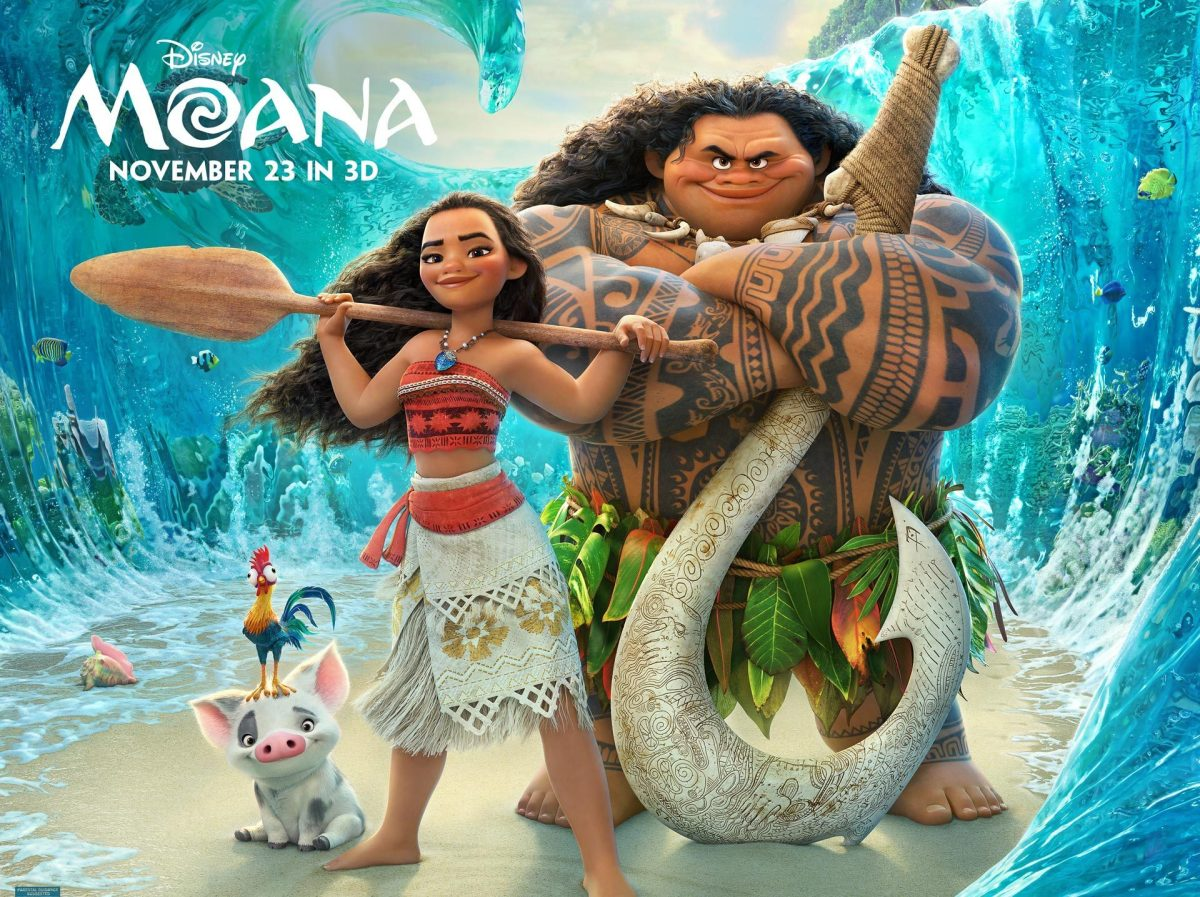 REVIEW: Is 'Moana' OK for small children? (And are there any scary parts?)