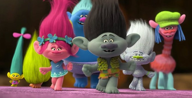 REVIEW: Is 'Trolls' OK for small kids? (And are there any scary parts?)
